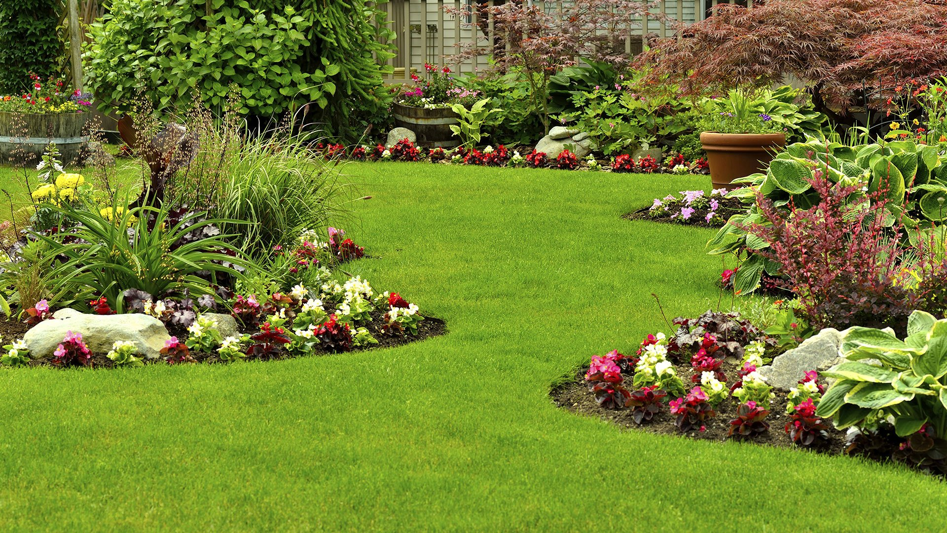 Garden Design | Meridian Landscape Design, Remodeled Patios And Irrigation